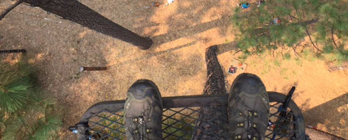 80ft toe view
